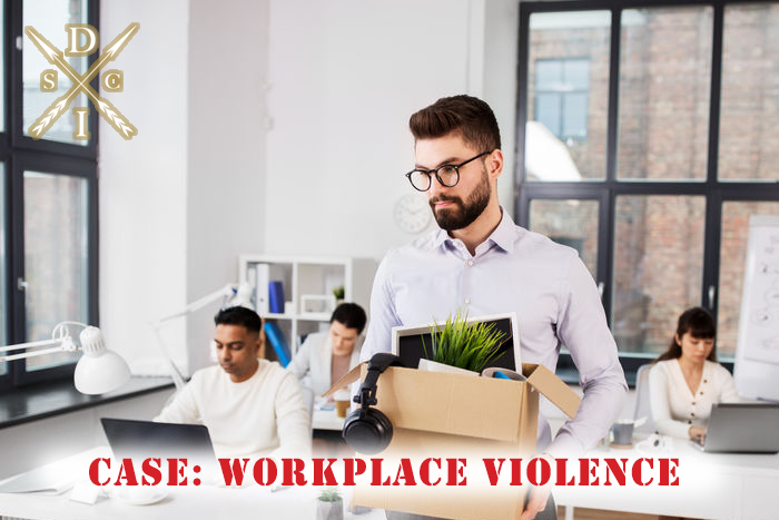violent co-worker, termination, terminate an employee, corporate safety, security, prevent workplace violence, bullying, harassment, sexual harassment