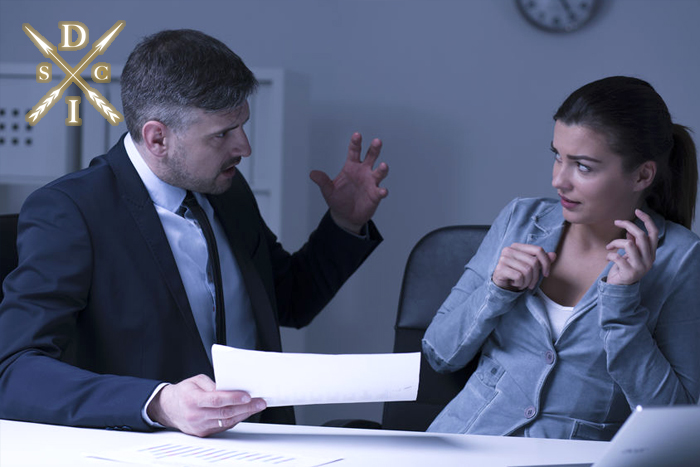 workplace violence, crime at work, assault, battery, violent boss, screaming, yelling, wrongful termination, worker's comp case